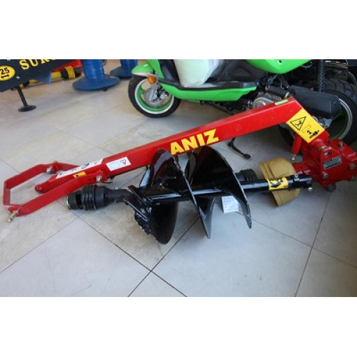 Свредел за трактор ANIZ 400 mm