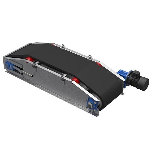 Лентов магнитен сепаратор ELICA