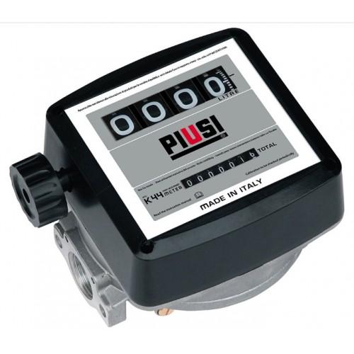 Механичен разходомер PIUSI K44 четириразряден