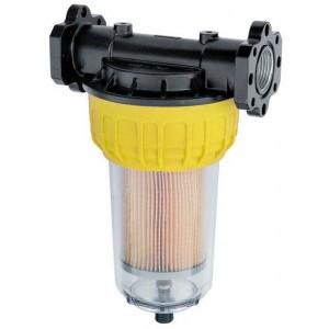 Прозрачен филтър с воден сепаратор PIUSI