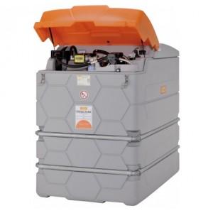 Полиетиленов резервоар за дизелово гориво CEMO CUBE