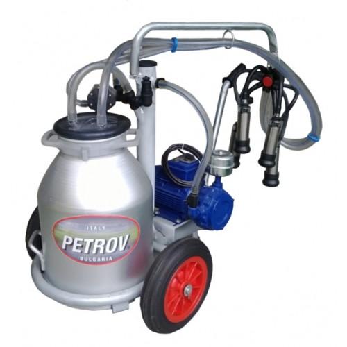 Доилен агрегат PETROV