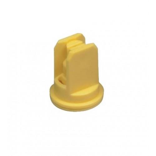 Противовятърен разпръсквач Arag Compact Fan Air 02 жълт