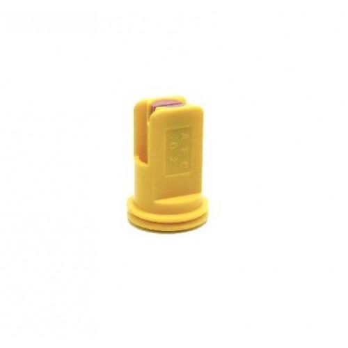Разпръсквач Arag Fan Air Ceramic метла 02 жълт