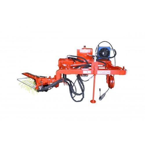 Машина за плевене и обезлесяване CUCCHI DS