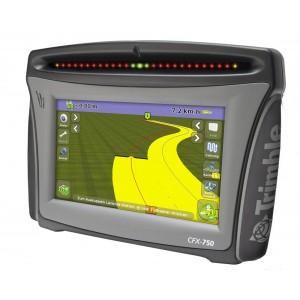 Навигация за селско стопанство TRIMBLE CFX-750 display