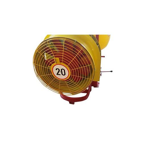 Вентилаторна пръскачка TAD LEN 400 l