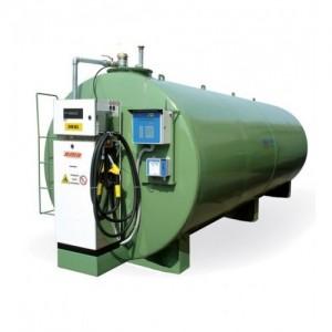 Хоризонтални резервоари за дизелово гориво AMA DTO EN