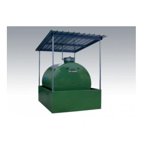 Хоризонтални резервоари (цистерни) за отработени масла AMA DT/3
