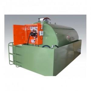 Хоризонтални резервоари за съхранение на масла AMA DTO OIL