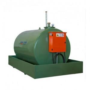 Надземни резервоари (цистерни) за дизелово гориво AMA DTO