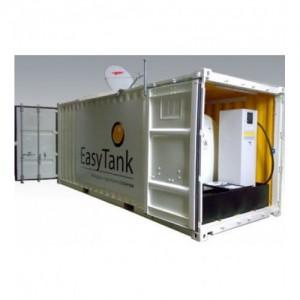 Резервоар за дизелово гориво AMA DT BC-G с контейнер