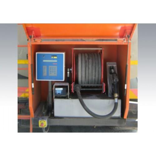 Система за контрол и управление на горивото AMA SYSTEMCARD