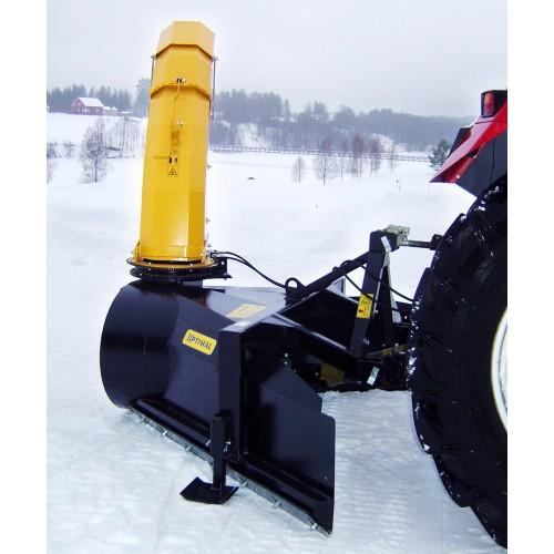 V-образен роторен снегорин OPTIMAL 235 HY, 245/P-HY
