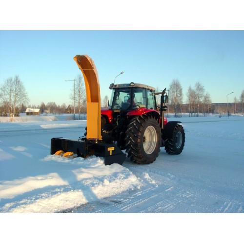 Двустепенен роторен снегорин OPTIMAL