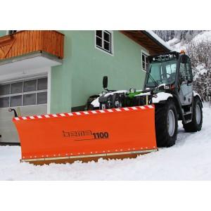 Гребло за почистване на сняг BEMA 1100