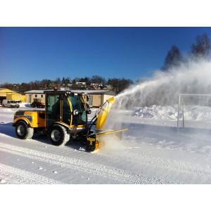 Хидравличен роторен снегорин OPTIMAL