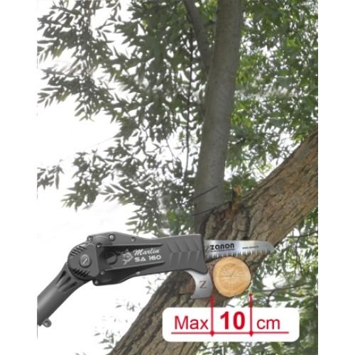 Акумулаторен трион за резитба ZANON MARLIN SA 160