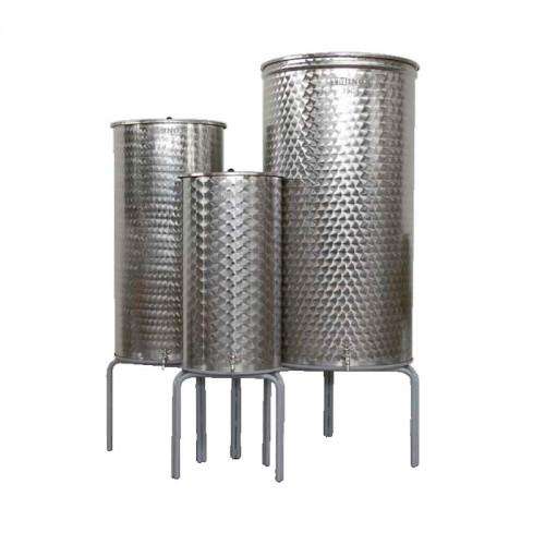 Резервоар за вино с плаващ капак TM INOX MC 1400