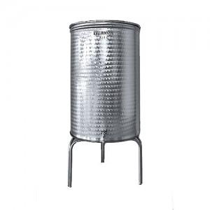 Съд за вино с плаващ капак TM INOX MC 90
