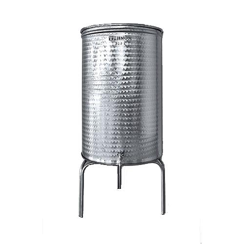 Резервоар за вино с плаващ капак TM INOX MC 390