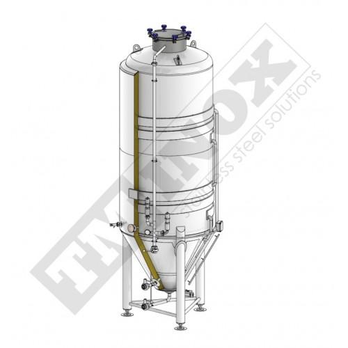 Цилиндрично-конусен танк за ферментация на пиво ЦКТ
