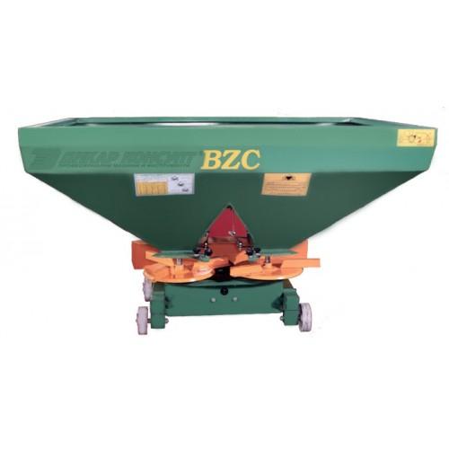 Двудискова торачка BZC 800 C