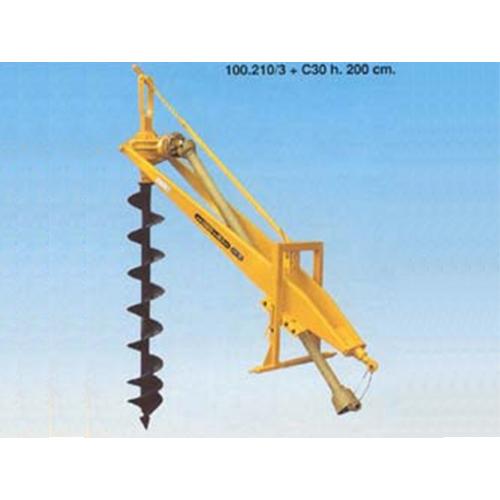 Централна пробивна машина SELVATICI 80 130