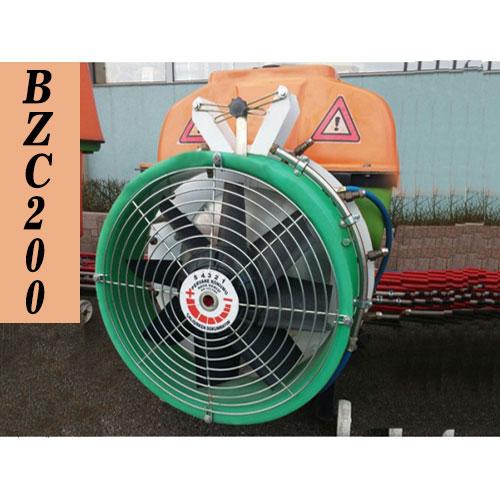 Вентилаторна пръскачка BZC - 200 литра