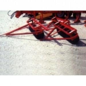 Прикачен тракторен валяк КАМТ ЗТВД - 4,0