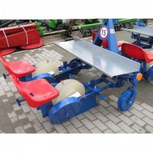 Разсадо-посадъчна машина AGROMAX S 237