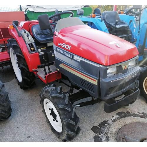 Употребяван трактор MITSUBISHI MT201D