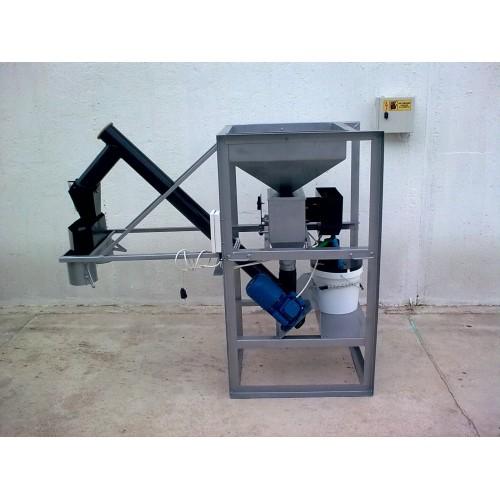 Машина за обеззаразяване на зърно