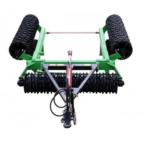 Тракторен валяк ОРУДИЦА ХВТПГ/Д 6.0, хидравличен
